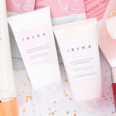 nutrimetics IRYNA multi-masque duo
