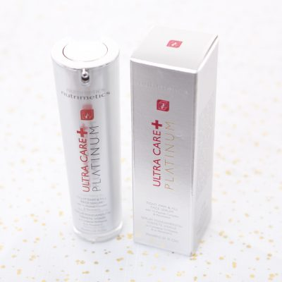 nutrimetics platinum tight firm and fill face serum