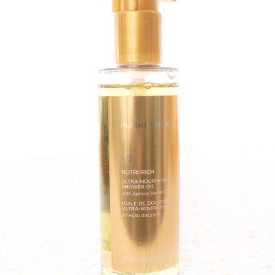 nutrimetics ultra nourishing shower oil