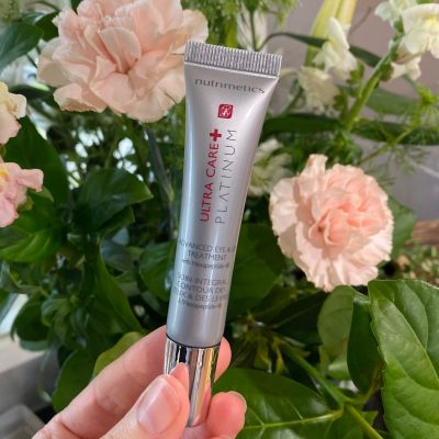 Platinum advanced lip and eye treatment