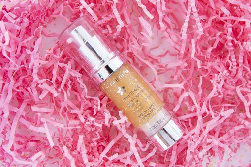 nutrimetics white age luminous skin serum