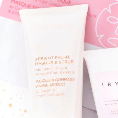 Apricot Facial Masque & Scrub