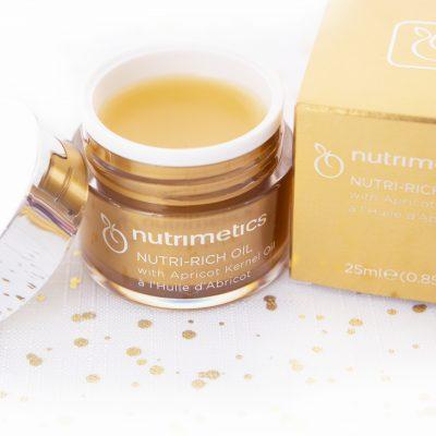 nutrimetics apricot kernel oil