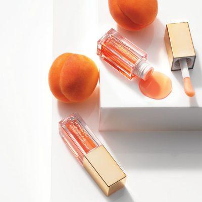 nutrimetics apricot nourishing lip oil
